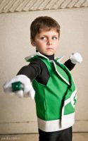 IN BRIGHTEST DAY! Mini GL Guy Gardner by ComicChic19