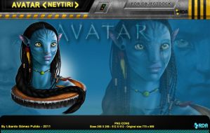 "AVATAR ""NEITIRY"" by lgp85"