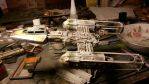 1/72 scale Y-wing 5 by THE-WHITE-TIGER