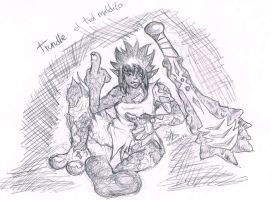 Trundle-Lol by alemangaka
