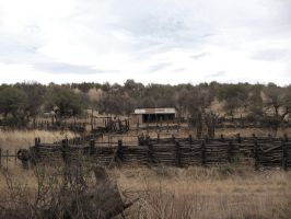 deserted ranch by the-alyshleigh-stock