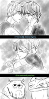 Hijack : Can You Feel the Love Tonight by sjsaberfan