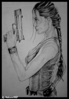 Angelina Jolie-TOMB RAIDER by malunia1988PL