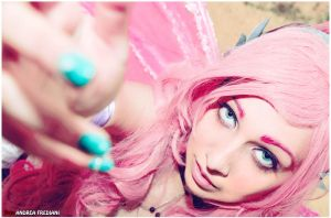 Luka Megurine - Blame Of Angel Cosplay V by ArashiHeartgramm