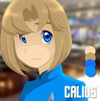 STDA: Calius Kirk Profile Reboot by SaddlePatch
