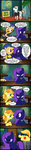 Comic - Everypony Hates Flash 4 (Commission) by MattX16