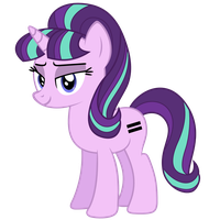 Starlight Glimmer Vector by kingdark0001