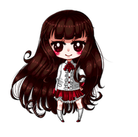 IB chibi by TheULTImateAngel