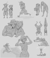 Numuang Family by Chopstuff