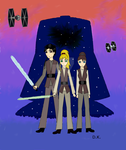 On the trail of the lost Jedi by NightRiver16