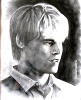 Randy Harrison by cadiameora