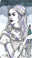 White Queen by Capitol-P