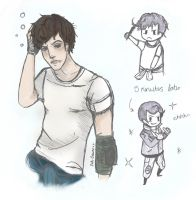 Fallout 3: Serious Bed Head by adlibber