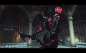 SEG Daedric Arrow R by Treeps