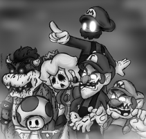 Wario is back!... With new foes on the move... by SuperLakitu