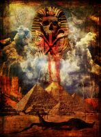 Death of Tutankhamun by nosve