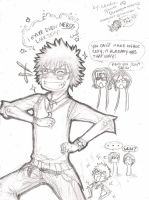It's Gone To His Head by Lendra-chan