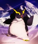 The Mightiest Penguin by Namh
