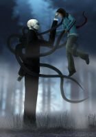 Slender - Be silent now by cfowler7