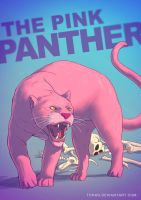 The Pink Panther BADASS by Tohad