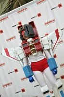 Starscream - Anime Expo 2011 by BrianFloresPhoto