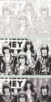 PSC - Ramones - Steps by The-Real-NComics