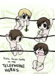 Chibi Baby AllAmericanRejects by Chocoreaper