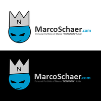 MarcoSchaer Logotype by webgraphix