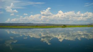 Sky in The Mirror by SniperOfSiberia