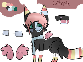 Cytheria's Ref by Red-Warrioress