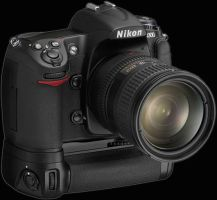 Nikon D300 by MessiahKhan