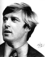 Robert Redford by Dead-Beat-Nick
