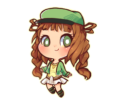 Dorthy Chibi by Getanimated