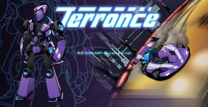 Terrance Wallpaper by WaneBlade