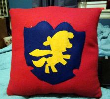 Cutie Mark Crusaders Pillow by CynicalSniper