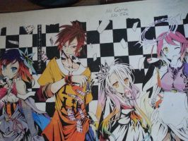 no game no life by Icie-chan