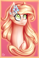 [GIFT] Hair like Rapunzel by LillyCheese