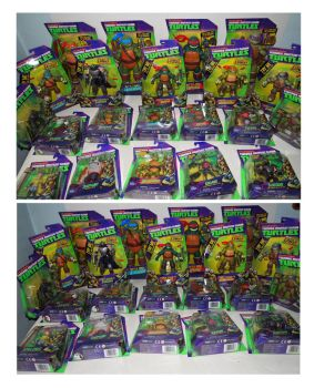 TMNT Toys by DerpyCollector