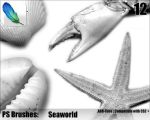 Seaworld Brushes by ML-Worlds
