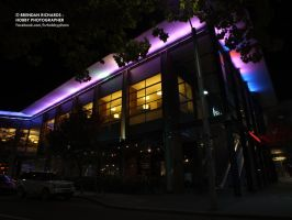 Canberra Centre by night by BrendanR85