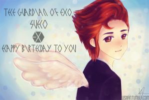 Guardian of EXO by eli-star