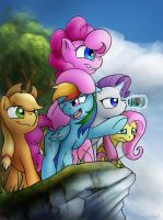 The Search by Conicer