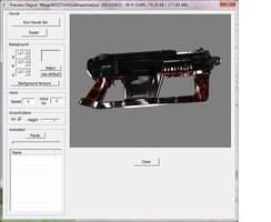 Platinum 12.7mm SMG by eddsworldbatboy1