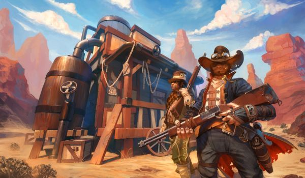 Outlaws by Real-SonkeS