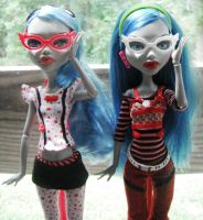 Ghoulia Yelps by Danerboots