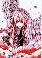 Angel of hell by Pinjachi