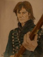 Major Richard Sharpe by Western-Gal