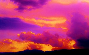 Color of the sky by HelaLe