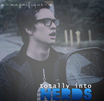 I'm totally into nerds by x-Magnifique-x