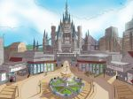 Castle by Paper-Plate